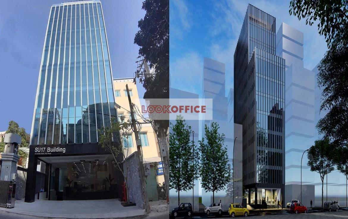 su17 building office for lease for rent in phu nhuan ho chi minh