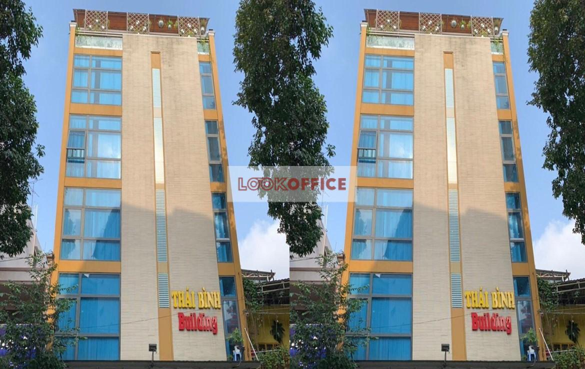 thai binh building office for lease for rent in tan binh ho chi minh