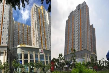 ضلع 2 ہو چی منہ میں کرایہ کے لئے سی بی ڈی عمارت کا دفتر