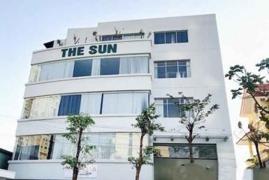 ضلعی 2 ہو چی منہ میں کرایہ کے لئے سورج عمارت کا دفتر