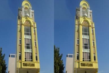 ڈسٹرکٹ 2 ہو چی منہ میں کرایہ پر لینے کے لئے دفاتر کا عمارت