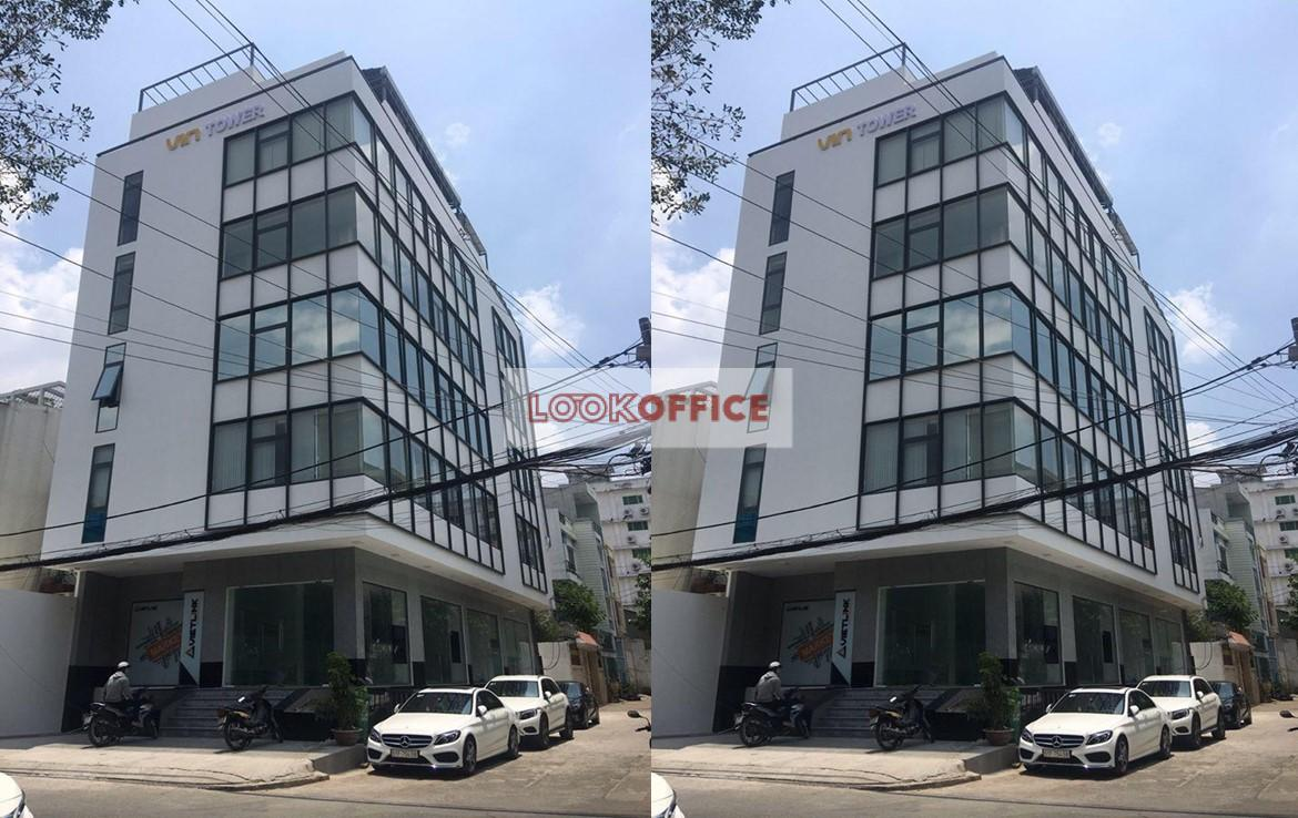 vin tower office for lease for rent in tan binh ho chi minh