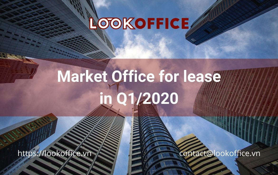 Market Office for lease in Q1/2020