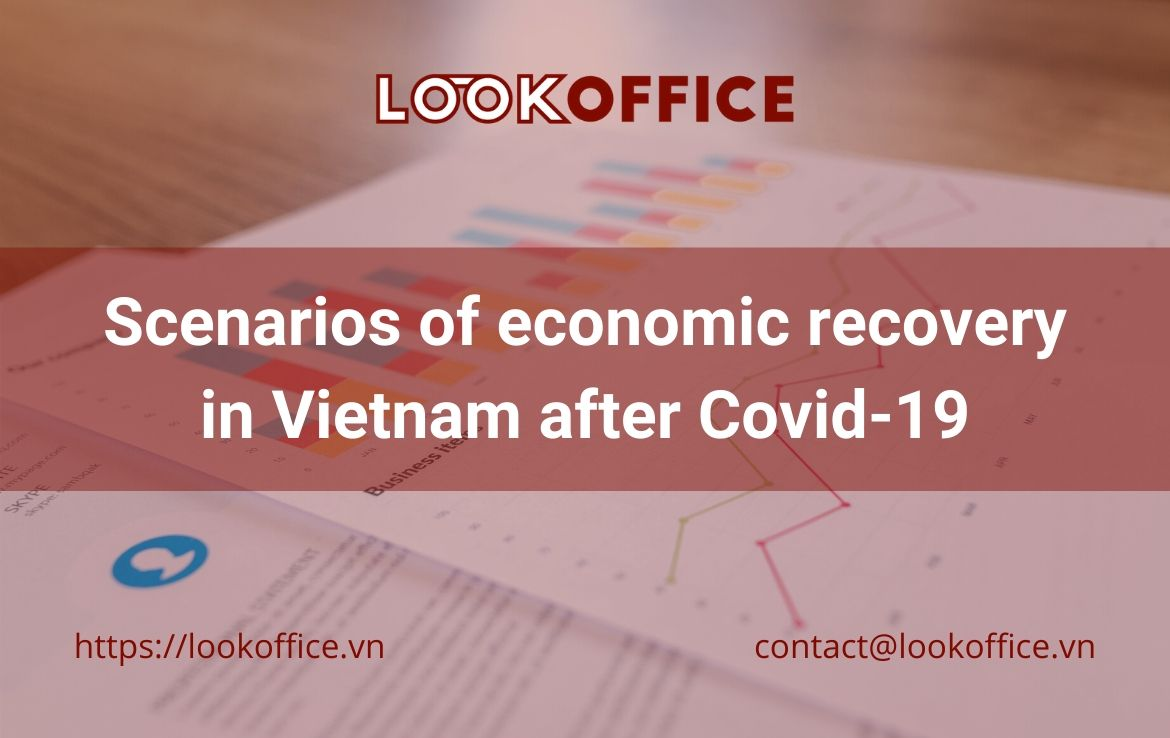 [Assumptions] Scenarios of economic recovery in Vietnam after Covid-19