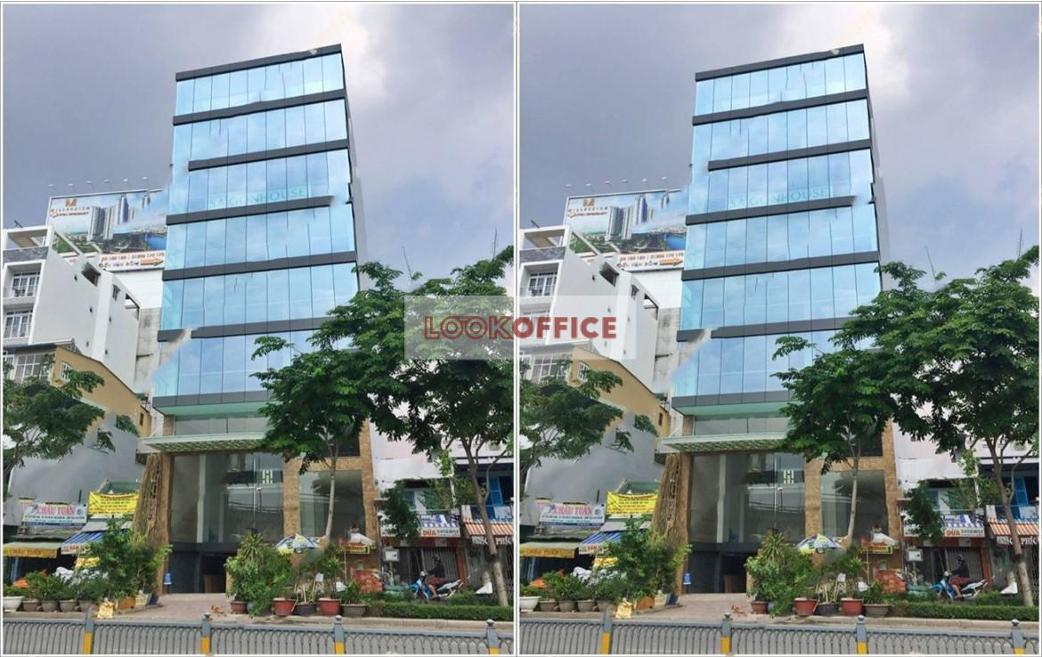 ben van don building office for lease for rent in district 4 ho chi minh