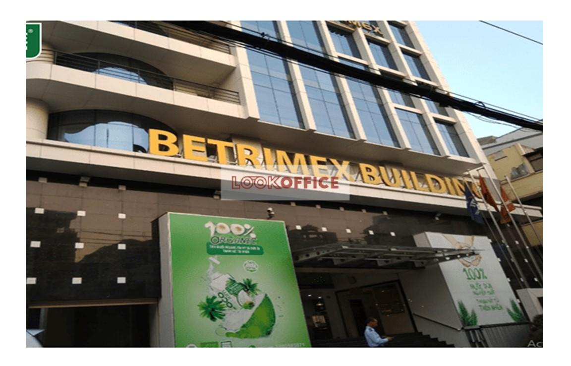 betrimex building office for lease for rent in phu nhuan ho chi minh