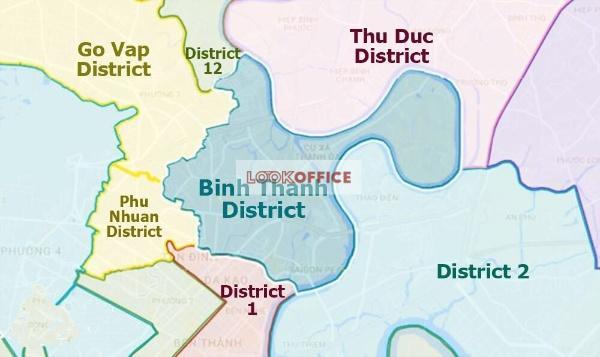 Binh Thanh district, Ho Chi Minh
