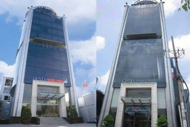 cotec building office for lease for rent in district 4 ho chi minh