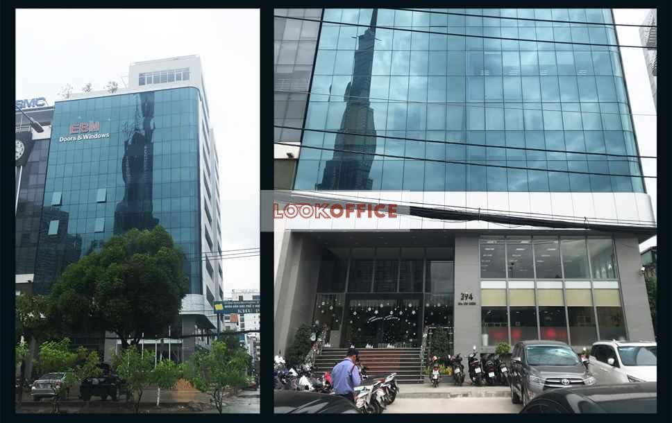emb building office for lease for rent in binh thanh ho chi minh