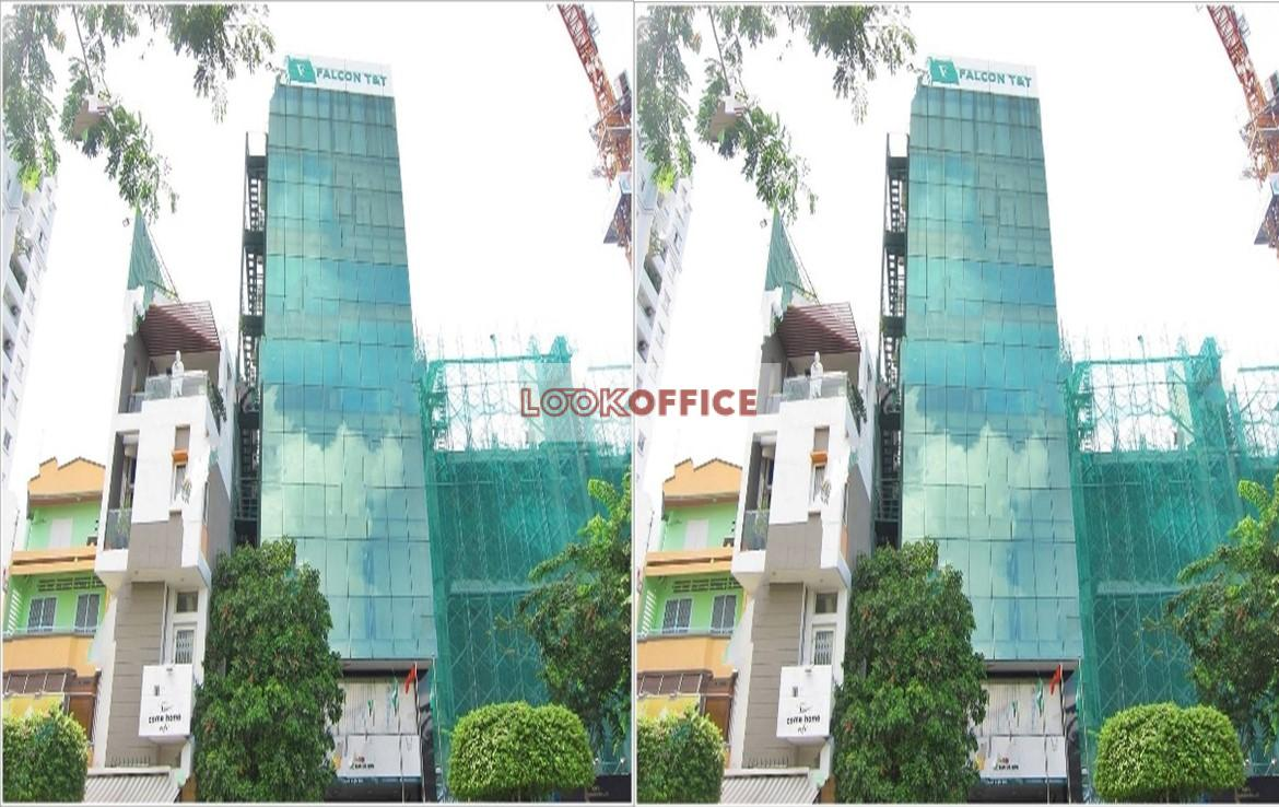 falcon building office for lease for rent in district 4 ho chi minh
