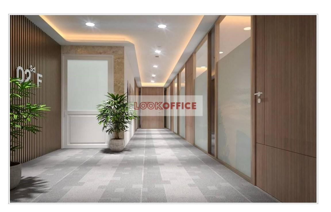 halo building nguyen huu canh office for lease for rent in tan binh ho chi minh
