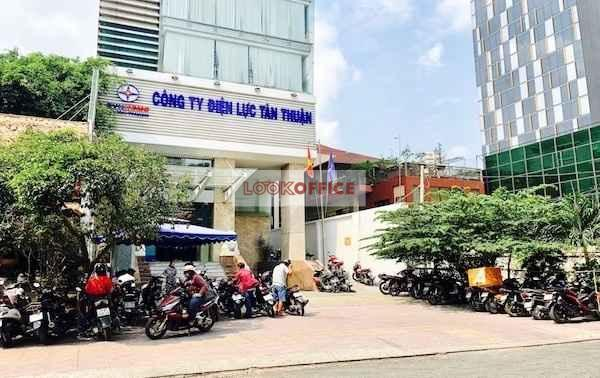 hcmpc building office for lease for rent in district 4 ho chi minh