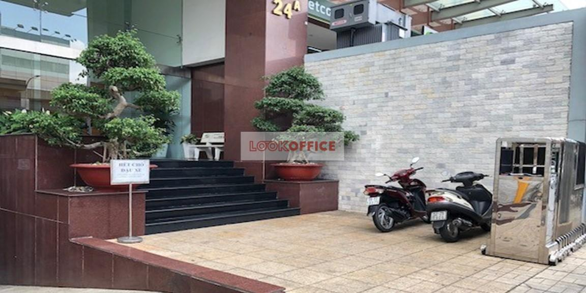 hm sqaure office for lease for rent in phu nhuan ho chi minh