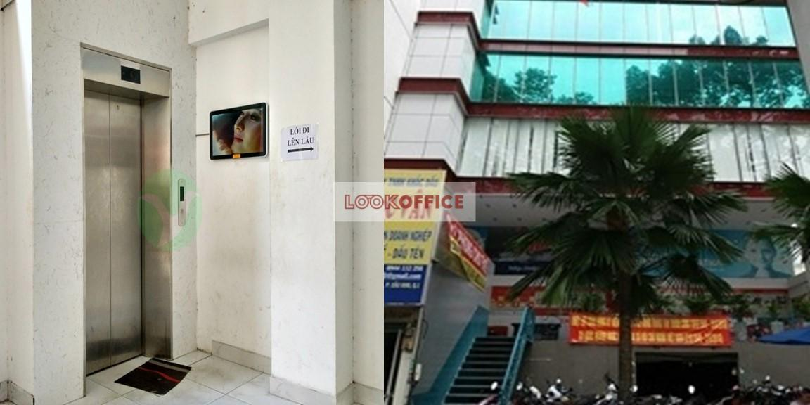 ht building office for lease for rent in phu nhuan ho chi minh