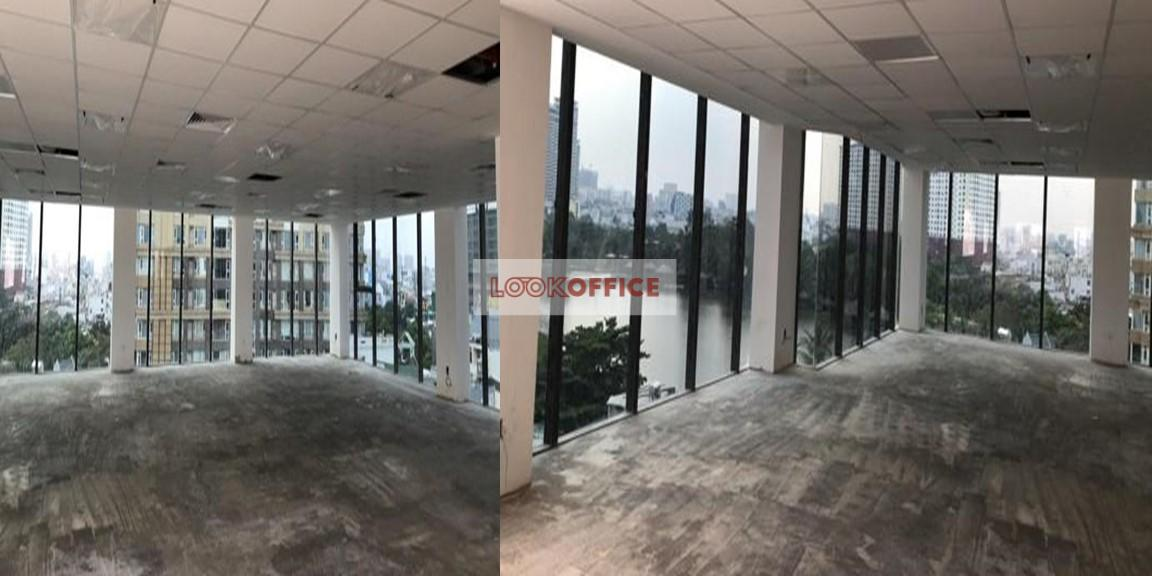 ios building van thanh office for lease for rent in phu nhuan ho chi minh