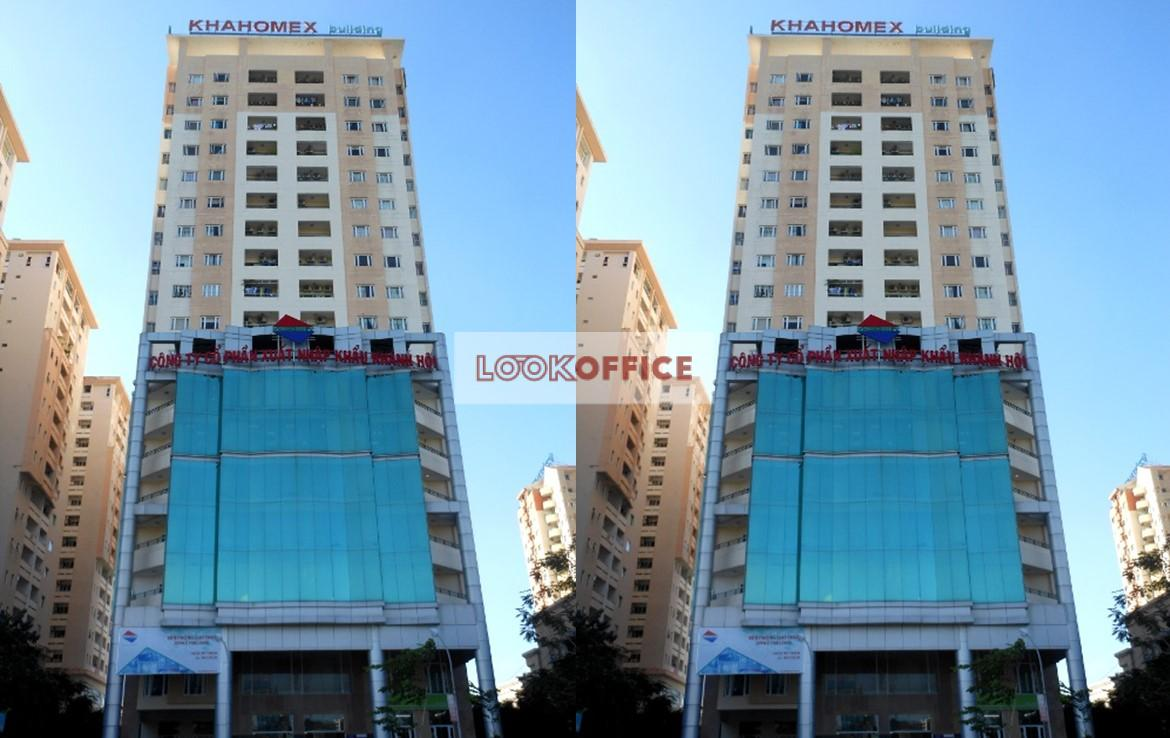 khahomex building office for lease for rent in district 4 ho chi minh