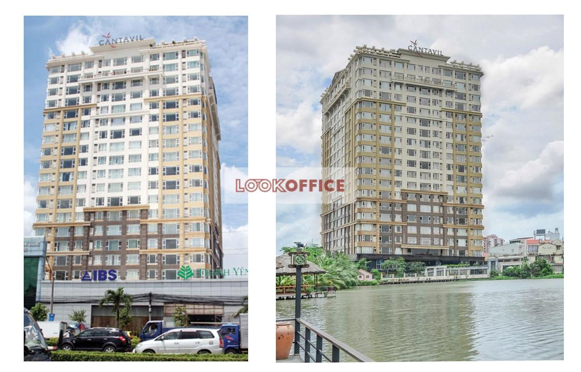cantavil hoan cau office for lease for rent in binh thanh ho chi minh