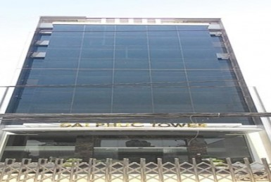 dai phuc tower office for lease for rent in binh thanh ho chi minh