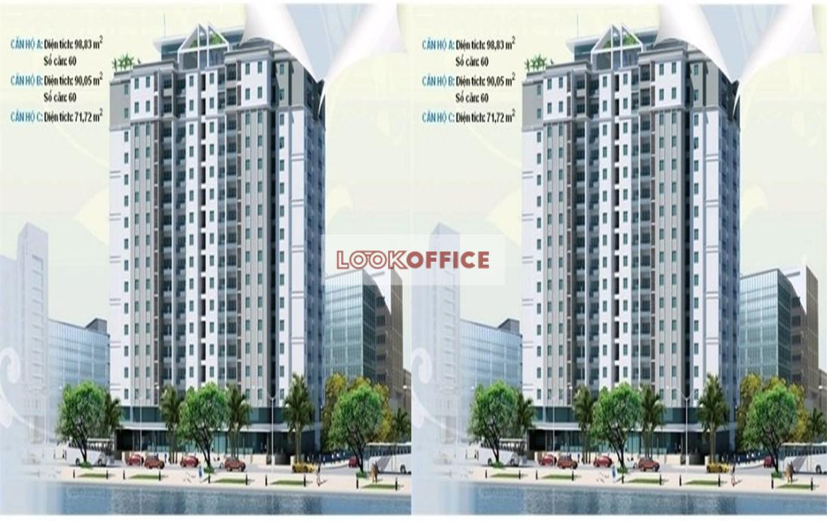 orient apartment office for lease for rent in district 4 ho chi minh