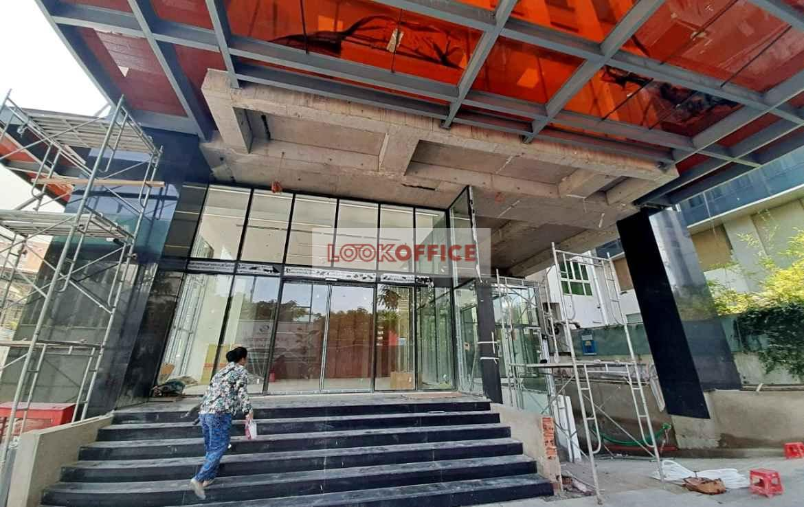 phuong long 2 office for lease for rent in district 4 ho chi minh
