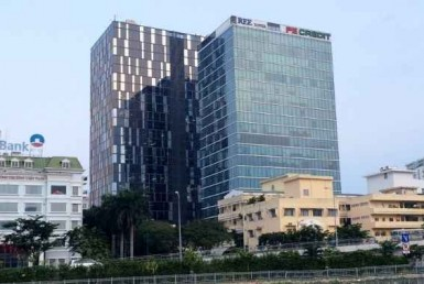 ree tower office for lease for rent in district 4 ho chi minh