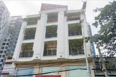 sunny house office for lease for rent in district 4 ho chi minh