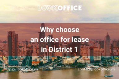 office for lease in District 1 - lookoffice.vn