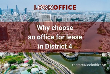 office for lease in District 4 - lookoffice.vn