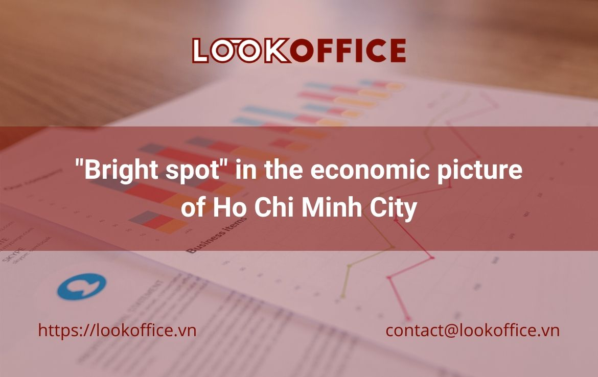 """""""Bright spot"""" in the economic picture of Ho Chi Minh City"""