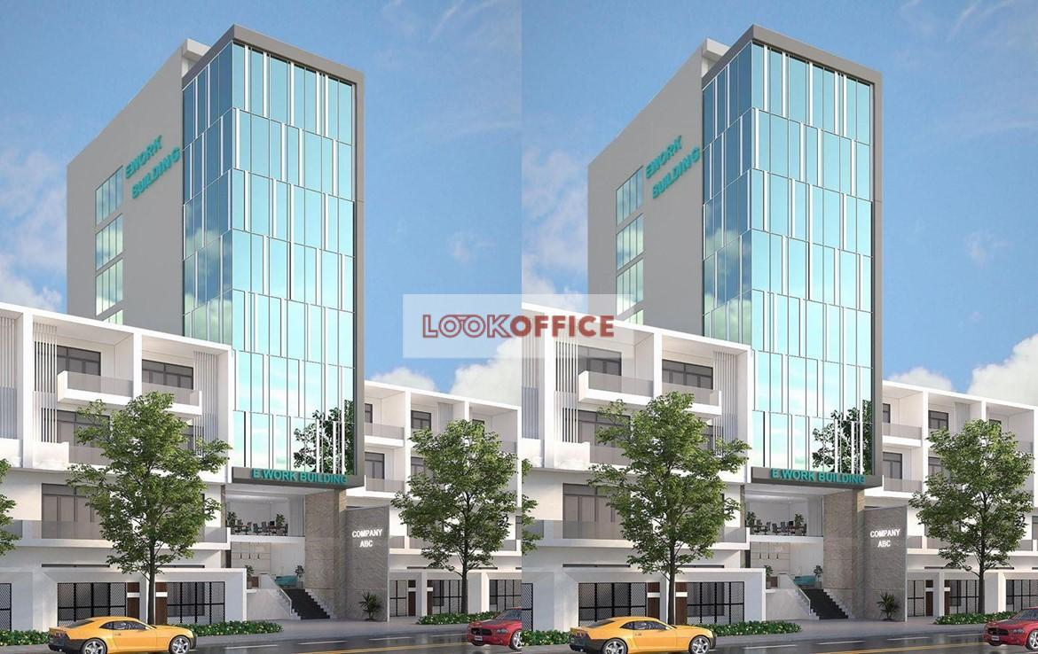 e.work building office for lease for rent in district 3 ho chi minh