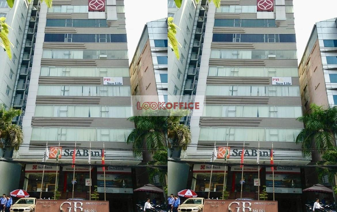 gb saigon building office for lease for rent in district 3 ho chi minh