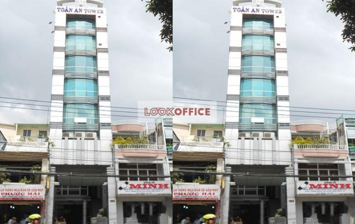 gic bach dang office for lease for rent in binh thanh ho chi minh