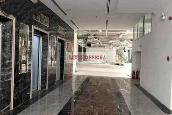 ضلع 1 ہو چی منہ میں کرایہ کے لئے ہام نگی عمارت کا دفتر