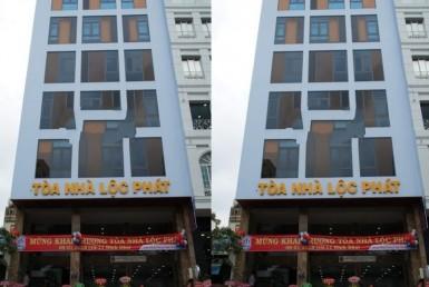 loc phat building office para sa pag-upa para sa upa sa tan binh ho chi minh