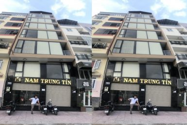 nam trung tin building office for lease for rent in binh thanh ho chi minh