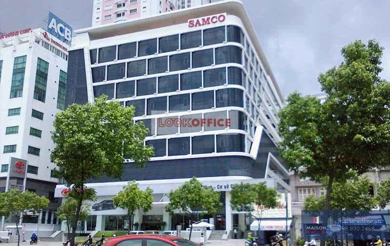 samco building office for lease for rent in district 1 ho chi minh