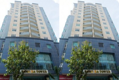 song da tower office for lease for rent in district 3 ho chi minh