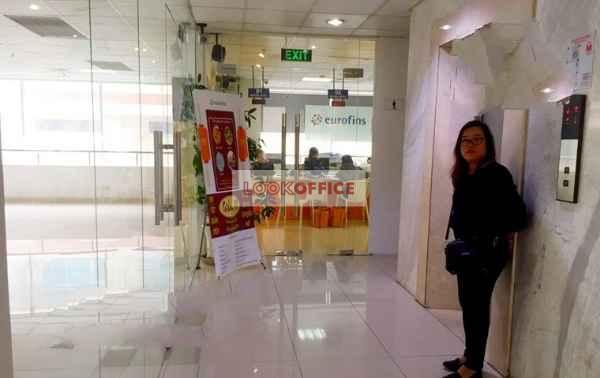 viet dragon tower office for lease for rent in district 1 ho chi minh
