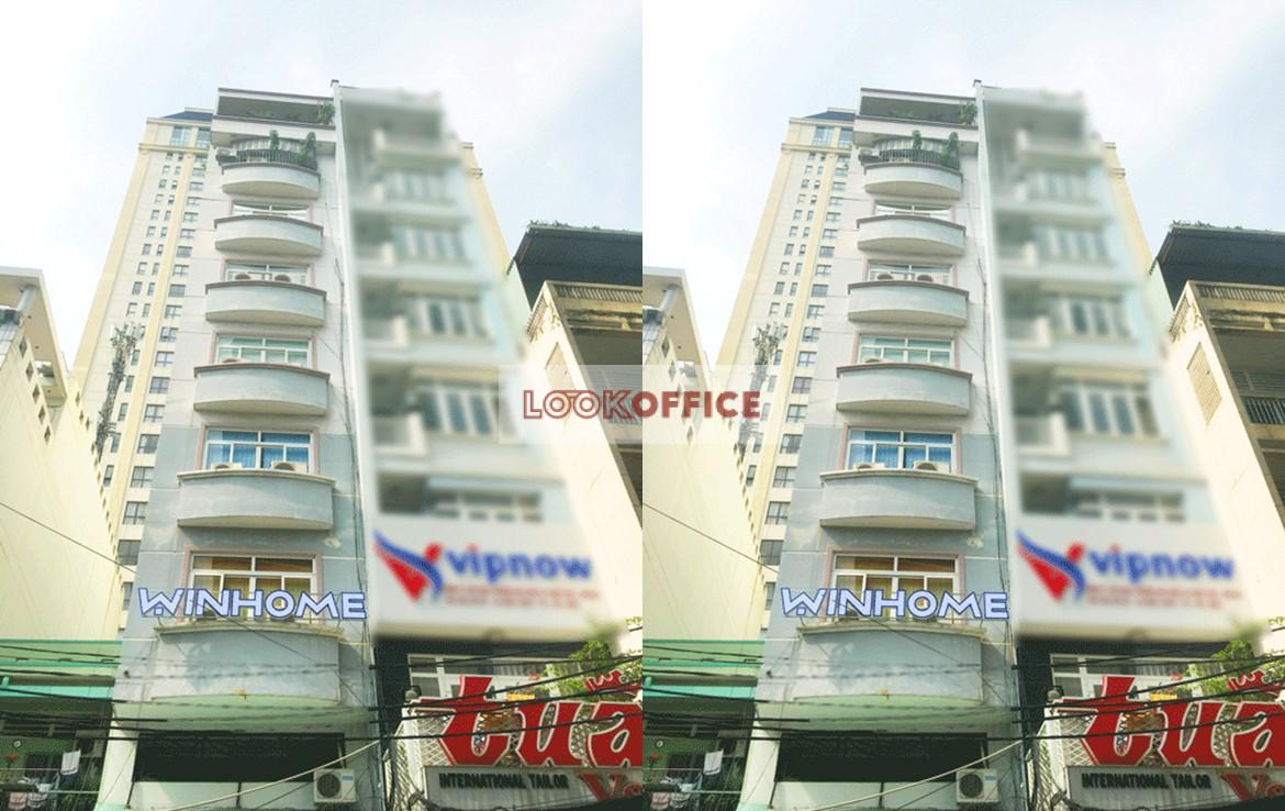 win home le quoc hung office for lease for rent in district 4 ho chi minh