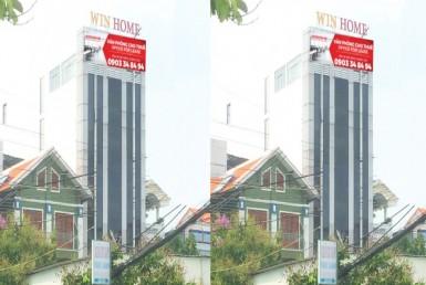 ضلع 7 ہو چی منہ میں کرایہ کے لئے لیز پر ٹرن زوان سوان آفس جیت
