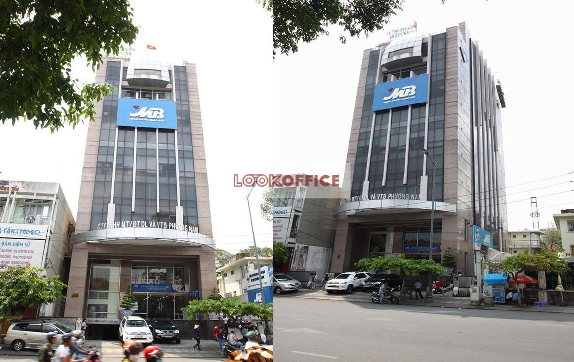 phuong nam building office for lease for rent in district 3 ho chi minh
