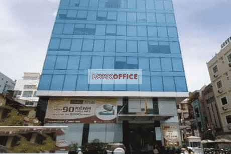 an vien building office for lease for rent in district 1 ho chi minh