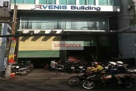 avenis building office for lease for rent in district 1 ho chi minh