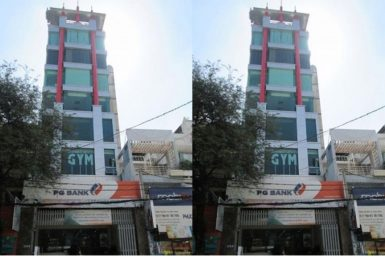 binh hoa building office for lease for rent in binh thanh ho chi minh