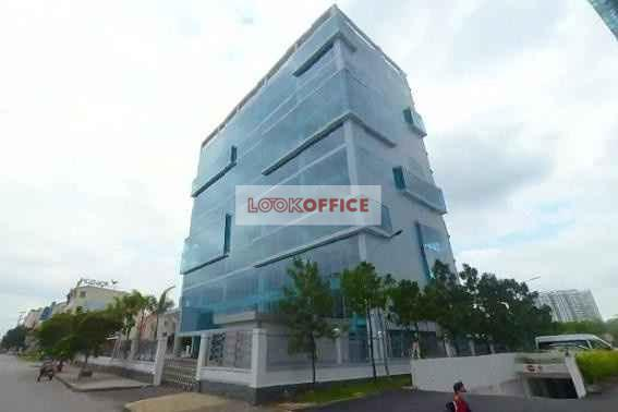 dha building office for lease for rent in district 7 ho chi minh