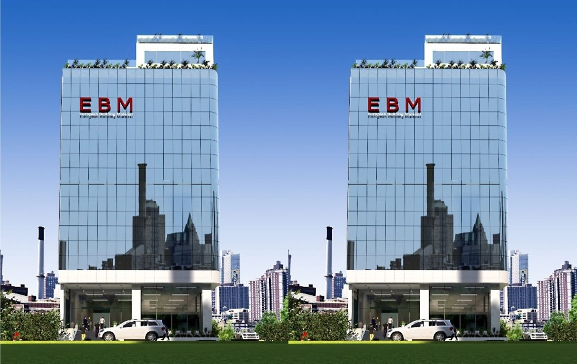 ebm tower office for lease for rent in binh thanh ho chi minh