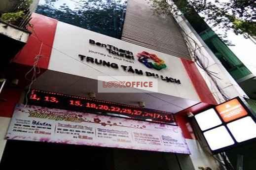 ben thanh tourist building 3 office for lease for rent in district 1 ho chi minh