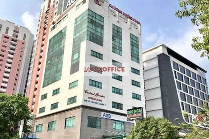 central office garden office for lease for rent in district 1 ho chi minh