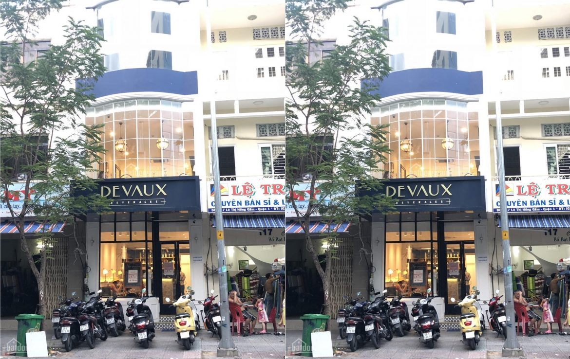 devaux building office for lease for rent in district 1 ho chi minh