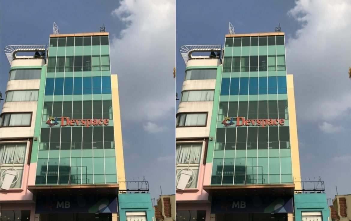 devspace building office for lease for rent in binh thanh ho chi minh